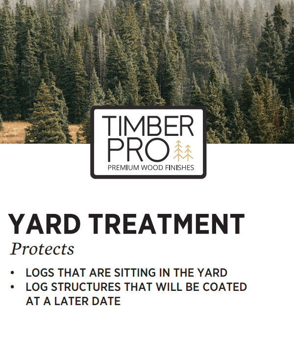 timber pro yard treatment