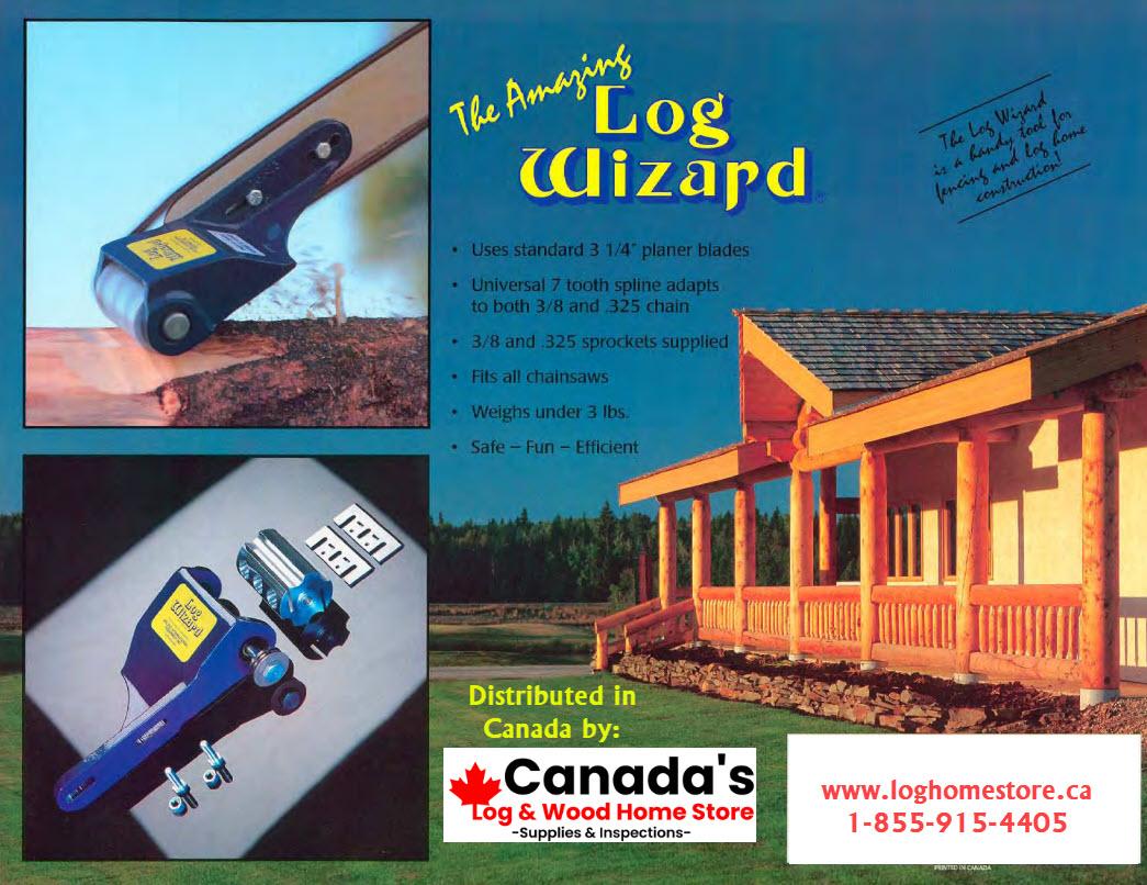 log wizard brochure