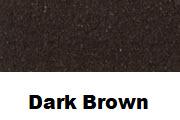 dark brown Sashco log jam color