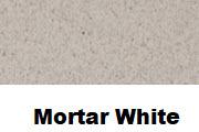 Mortar White color sashco log jam chinking